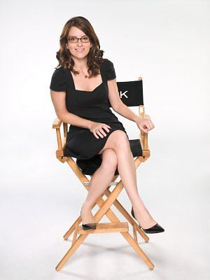 Tina Fey Poster 24x36 director/'s chair