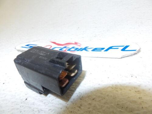 99-12 SUZUKI HAYABUSA GSXR1300 GSX1300R FAN SWITCH FUEL RELAY SENSOR GSX1300