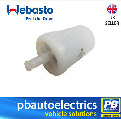 Webasto Air Top Heater Fuel Filter Genuine Replacement Part 1319466A 467171