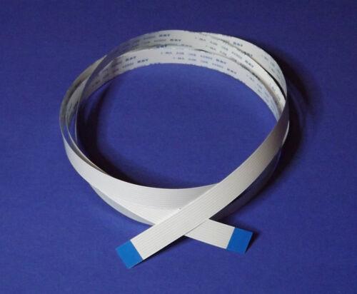 FFC A 9Pin 1.0Pitch 100cm 1m Flachbandkabel Flat Flex Cable AWMFlachkabel