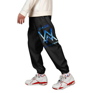 Mens-3D-Print-Color-Block-Cargo-Pants-Joggers-Pants-Trousers-008-6XL