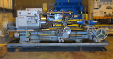 Warner Amp Swasey Saddle Type Turret Lathe 4a Square Head Video Link