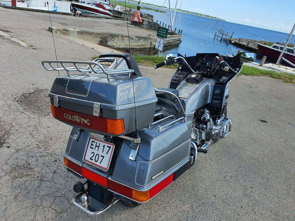Honda, Goldwing, 1200 ccm