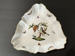 Antique Herend Porcelain Rothchild Bird