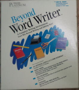Beyond-Word-Writer-by-Timeworks-1988-for-IBM-PC-Tandy-amp-compatibles