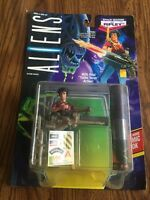 Kenner Aliens Space Marine Lt. Ripley Misp First Issue Cardback 1992