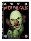When Evil Calls 5035822609372 With Sean Pertwee DVD Region 2
