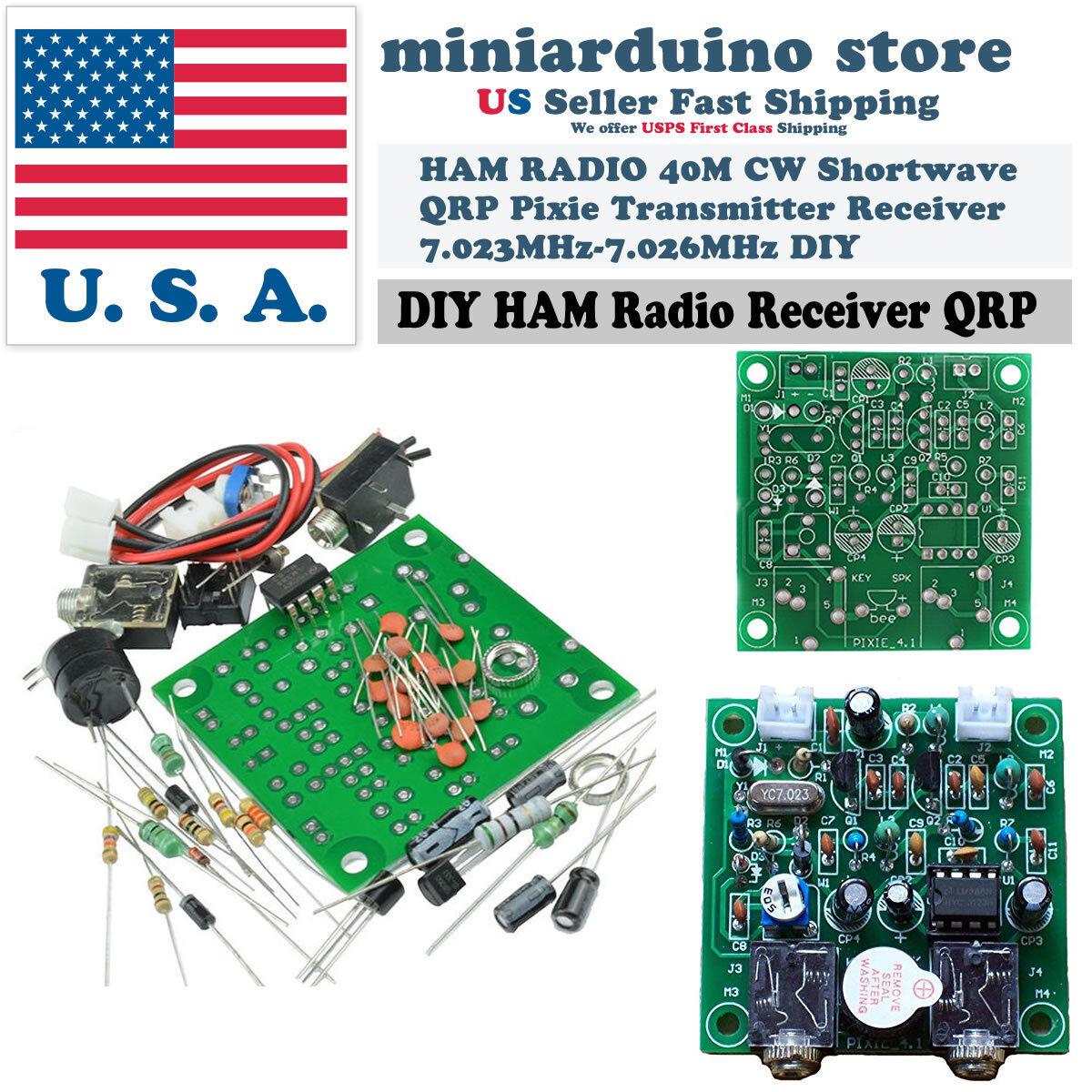 Ramsey Qrp40c Radio Transmitter For Sale Online Ebay