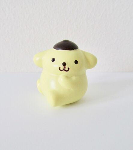 Pompompurin Pudding Chien Mignon KAWAII Kitsch dinky Résine Figurines Gouttes Poms