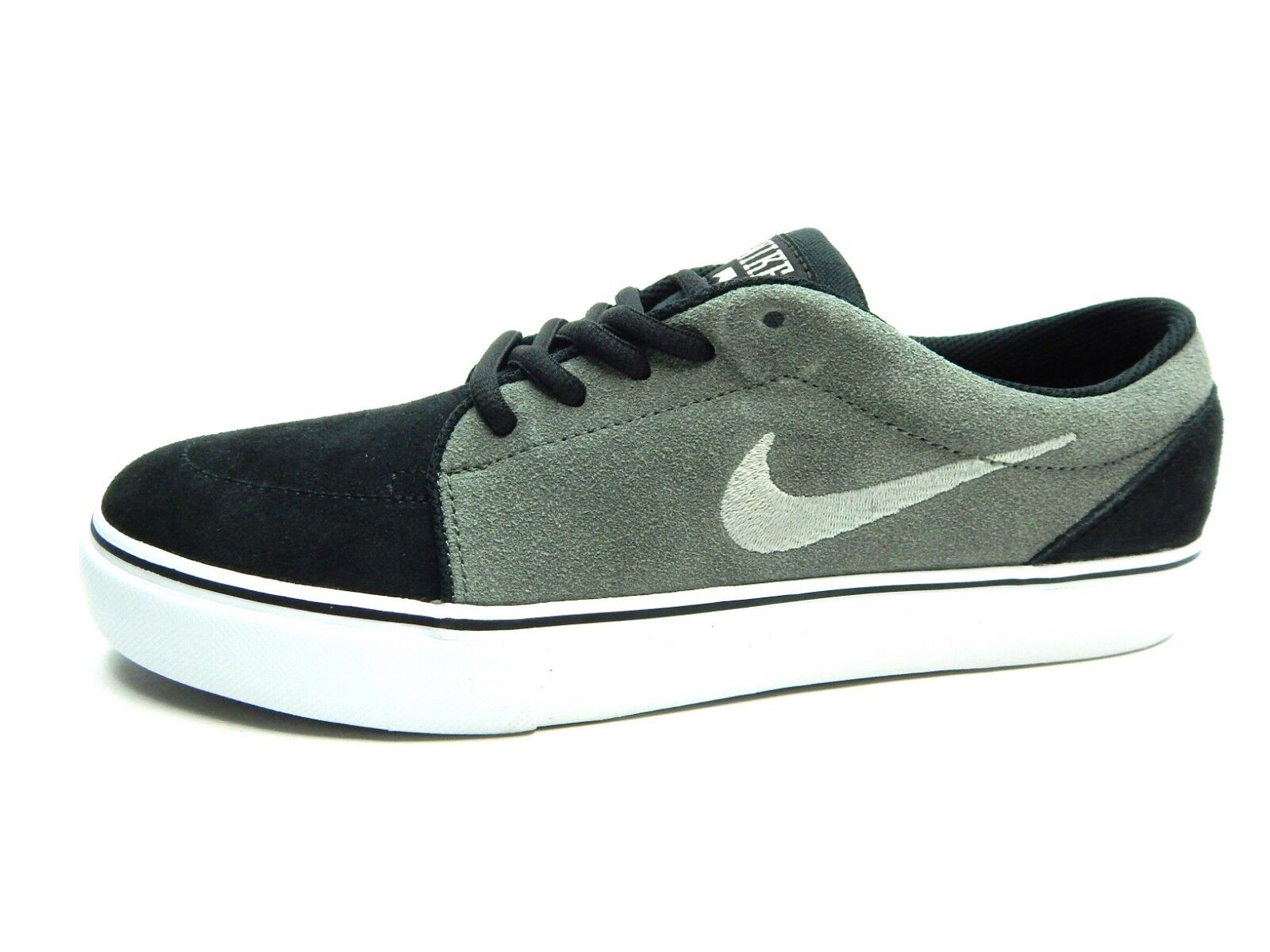 NIKE Men's Satire Black grey white 536404 020 US Men sizes 8.0 to 12.0