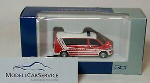 Rietze-1-87-53609-VW-T5-Gp-LR-034-Fire-Brigade-Kandern-034