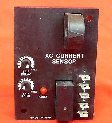 Abb Ssac Ecsl3hag Ac Current Sensor 5-50a 0.150-7 Sec. Business & Industrial Sensors 2e2