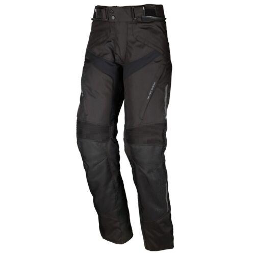 Modeka Clonic Textilhose schwarz Motorradhose Tourenhose Herren wasserdicht