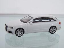 Herpa 028578 H0 1:87 Audi A4 ® Avant, ibisweiß NEU in OVP