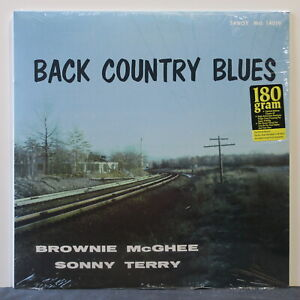BROWNIE-MCGHEE-amp-SONNY-TERRY-039-Back-Country-Blues-039-Vinyl-LP-NEW-SEALED