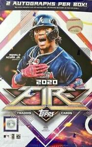 2020-Topps-Fire-Baseball-Hobby-Box-Break-8-RANDOM-team-live-draw-FREE-SHIP