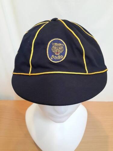 BOY SCOUT thailand HAT Vintage cub cap BSA blue yellow Tiger Uniform Brigade men