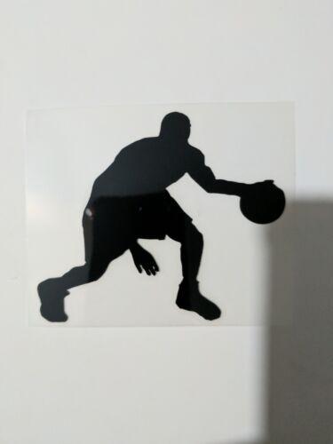 Basketball light switch decal sticker car sports boys room home decor
