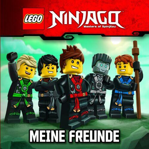 Fachbuch LEGO® Ninjago™, Meine Freunde-Album, für Vor- und Grundschulkinder, NEU
