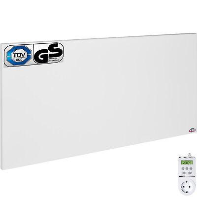 Calefacción Calentador por infrarrojos Radiador Panel Termostato 300-1100 Vatio