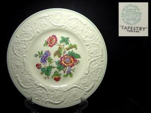 NICE-WEDGWOOD-TAPESTRY-TMD440-LUNCHEON-PLATE-9-034-4