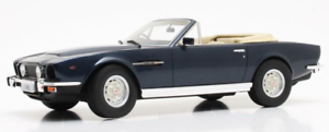 Aston Martin V8 Volante 1978 Metálico blu 1 18 Cult Scale Models