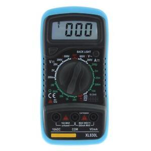 XL830L-Digital-LCD-Multimeter-Voltmeter-Ammeter-AC-DC-OHM-Volt-Tester-Curre-gib