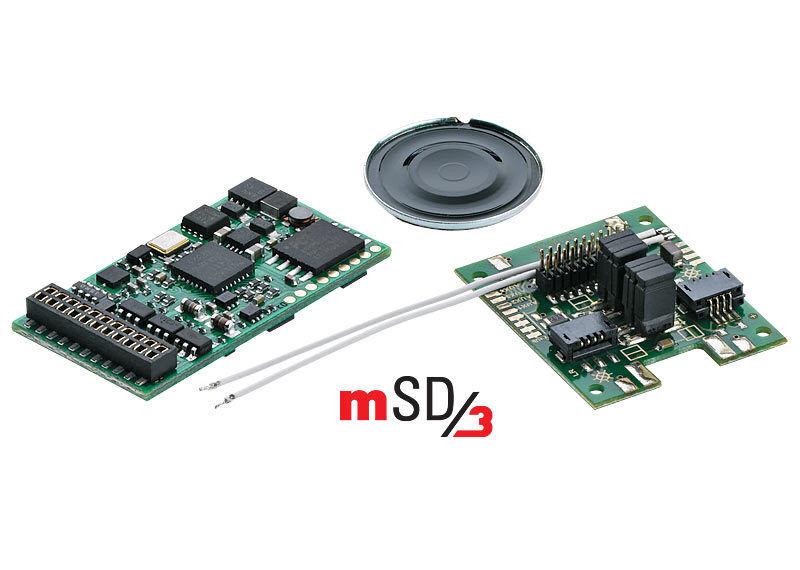 Märklin Märklin Märklin 60978 mSD 3 für Märklin Start up-Dieselloks H0  | Elegante und robuste Verpackung  d0c54f