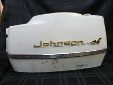 JOHNSON 35HP SUPER SEAHORSE HOOD COWL TOP SHROUD COVER BOAT MOTOR EVINRUDE