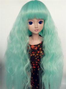 "New 1//8 Girl BJD SD Doll Wig Dollfie 5/"" DZ DOD LUTS Bjd Doll Wig Free Shipping"