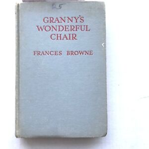 Granny-039-s-Wonderful-Chair-Fiction-Hardcover-No-DJ