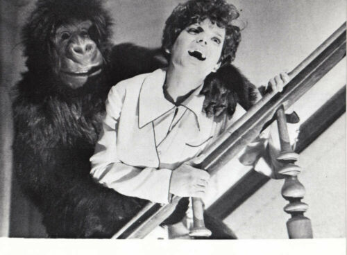 Photo Uschi Glas the Gorilla by Soho 16x21cm
