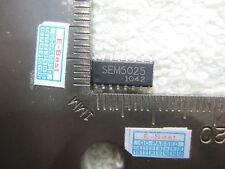 1x 5EM5025 SEMS025 SEM5O25 SEM502S SEM 5025 SEM5025 SOP16 IC Chip