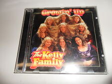 Cd  The Kelly Family  ‎– Growin' Up