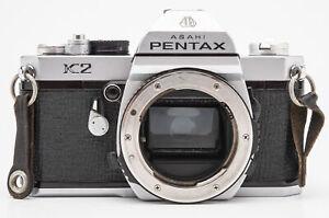Asahi-Pentax-K2-Gehaeuse-Body-analoge-Spiegelreflexkamera-Kamera-SLR-Kamera