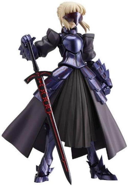 NEW figma 072 Fate stay night Saber Alter Figure Max Factory F S