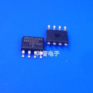 5PCS FM25L04B-GTR FM25L04B-G 4Kb Serial 3V F-RAM Memory SOP8
