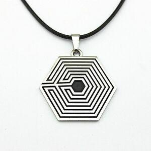 exo the third album class metal pendant necklace chains ebay