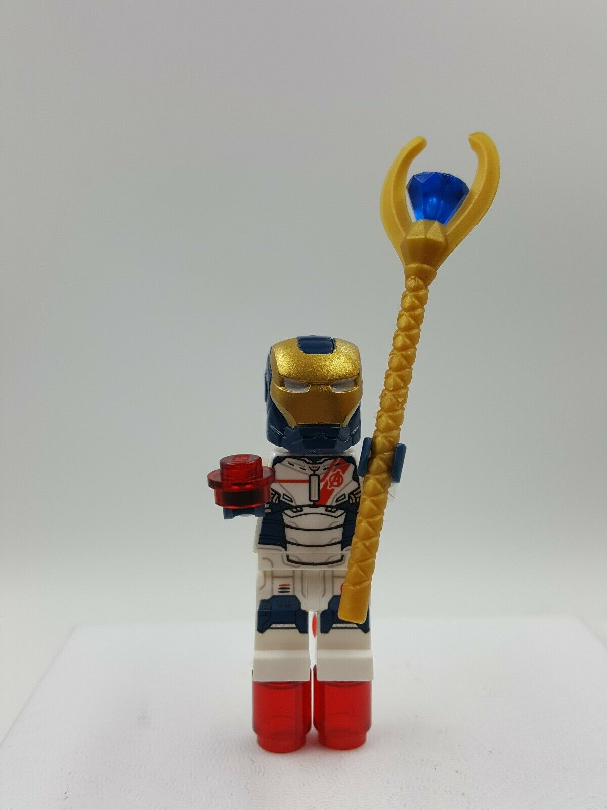 Lego Minifigure Marvel Iron Legion Avengers Tower 76038 sh168 1
