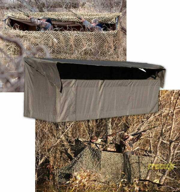 Banded Axe Boat Shore Combo Reg Hunting Blind Camo Duck Goose Deer Decoys 08691 For Sale Online Ebay
