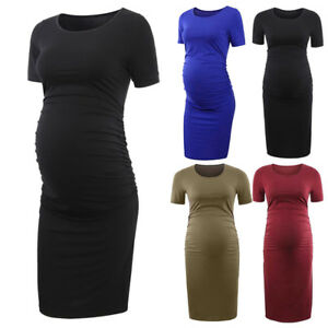 4799ba72cb42b Women's Pregnant Long Maxi Tank Dress Maternity Dress Photography ...