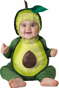 Avocuddles Avocado CHILD Baby Infant Boys Girls Costume NEW