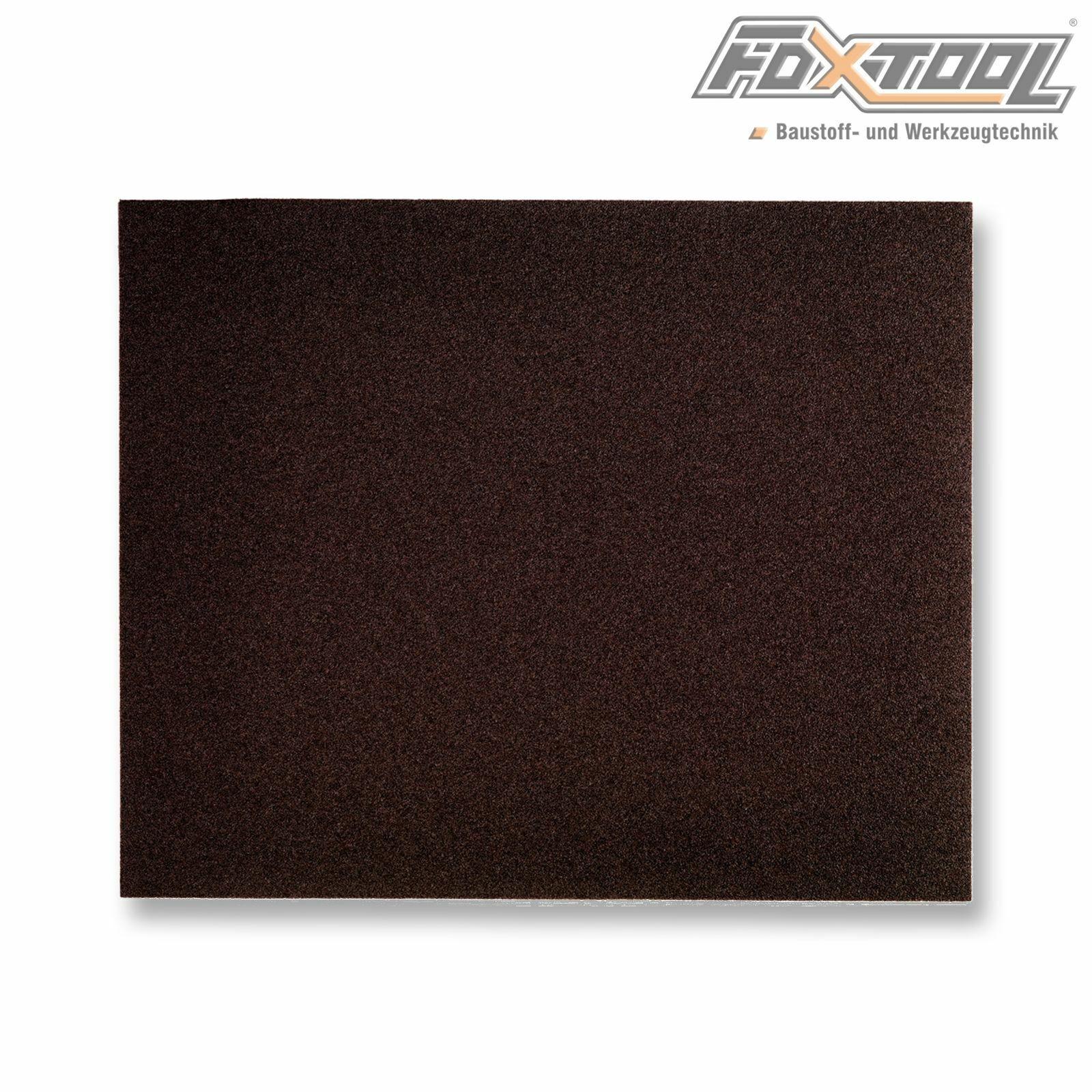Metabo Schleifblatt 230x280mm,P40,Metall Pro