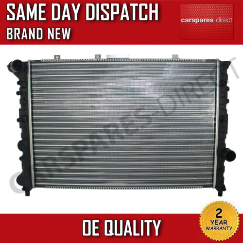 MANUAL RADIATOR 1997/>2006 *BRAND NEW* ALFA ROMEO 156 1.9 2.4 JTD AUTOMATIC