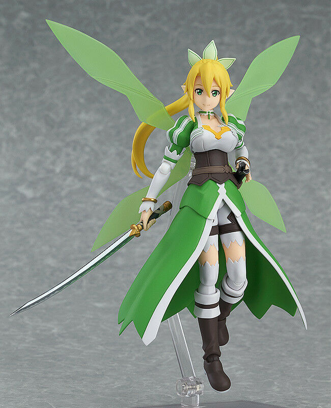 Sword Art Online II - Leafa ALO Ver. Figma Action Figure No. 314 (Max Factory)