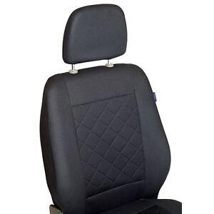 intensiv schwarze sitzbez ge f r vw t3 autositzbezug vorne. Black Bedroom Furniture Sets. Home Design Ideas