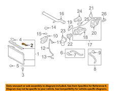 Genuine Hyundai 28191-2P100 Resonator
