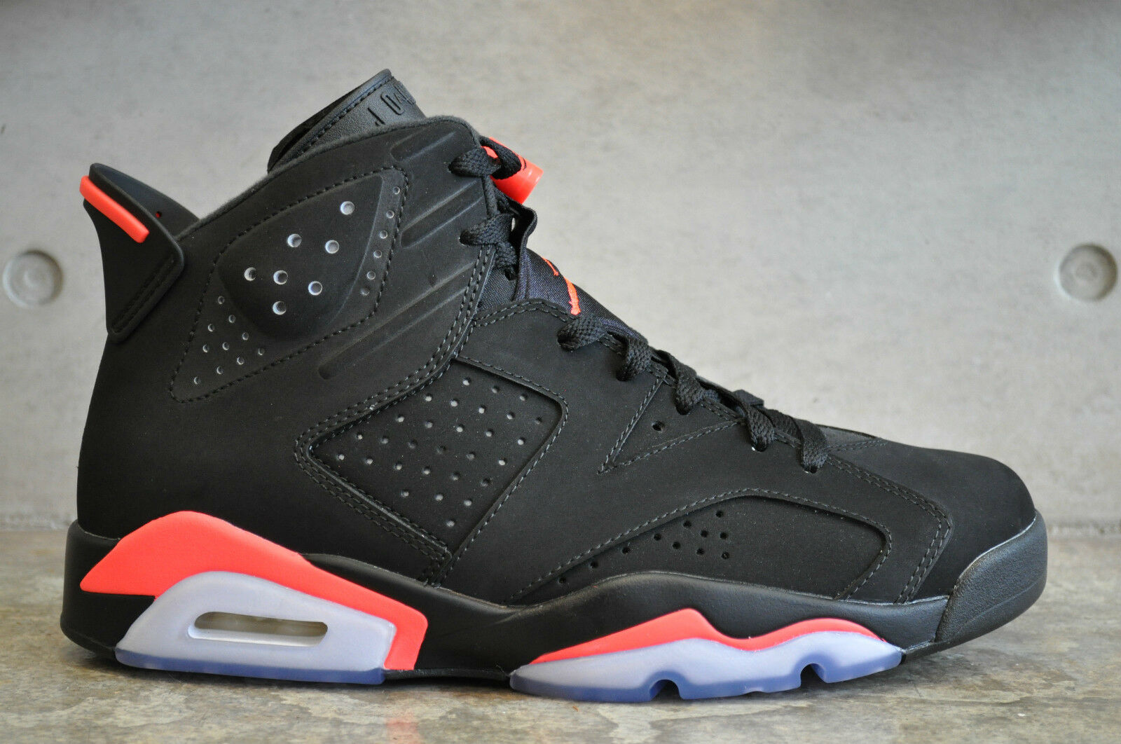 Nike Air Jordan 6 Retro - noir/Infrared 23-noir
