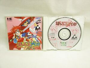 POPFUL-MAIL-Magical-Fantasy-Advanture-PC-Engine-SCD-Grafx-Import-Japan-Game-pe