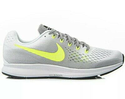 Nike Air Zoom Pegasus 34 Baskets Homme Running Tailles Multiples Neuf £ 110.00 No Couvercle   eBay